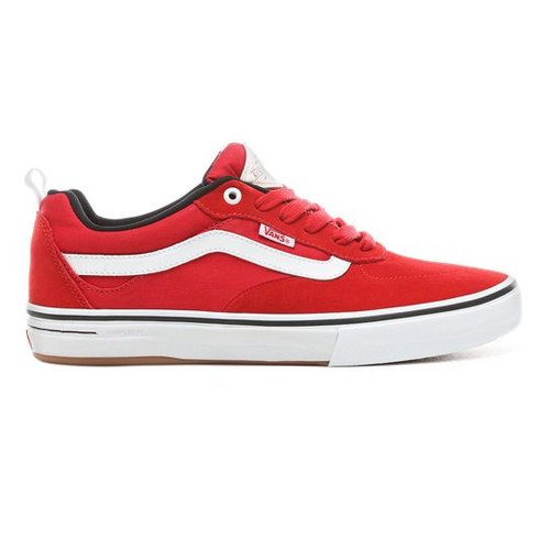 Vans® Kyle Walker Pro - Red/White