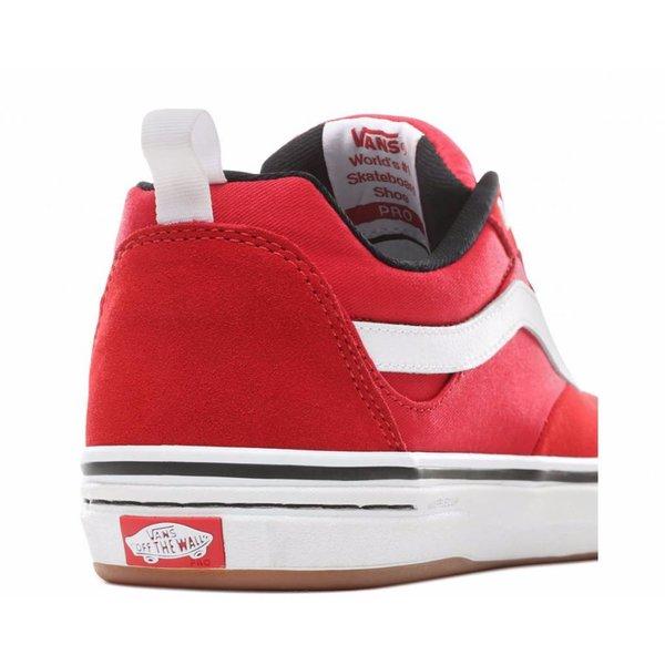 Vans® Kyle Walker Pro - Red/White