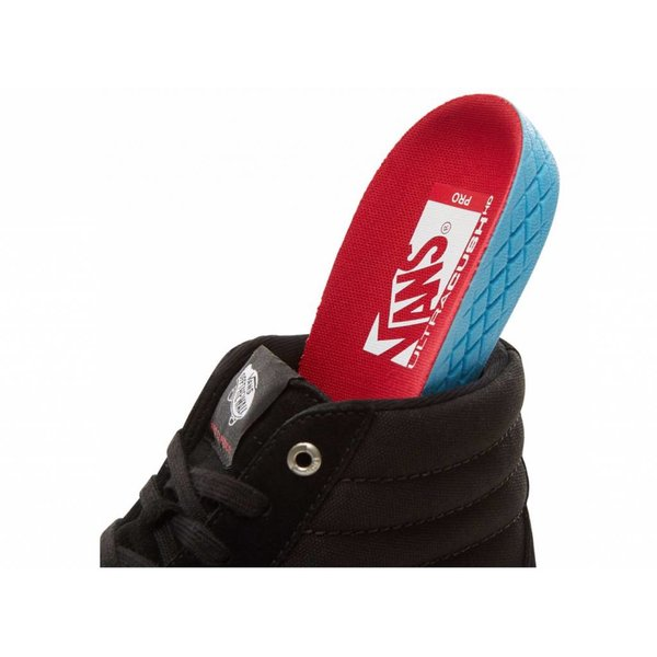 Vans® Sk8-Hi Pro - Black/Gum