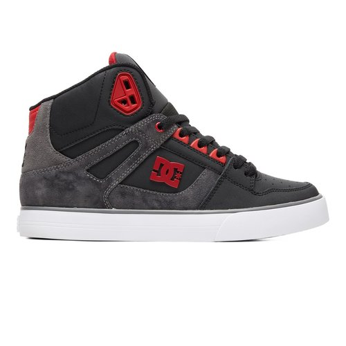 DC® Pure High-Top WC SE - Black/Red