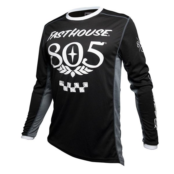Fasthouse® 805 Send It - Black