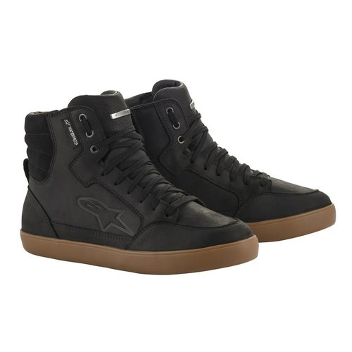 Alpinestars J-6 Waterproof - Black/Gum