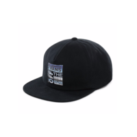 Vans® Ave Shallows Unstructured Hat - Black