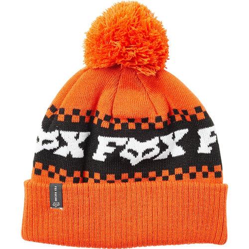 Fox Overkill Beanie - Atomic Orange