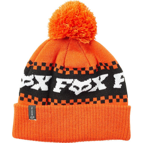 Overkill Beanie - Atomic Orange
