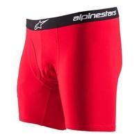 Alpinestars Cotton Brief - Red