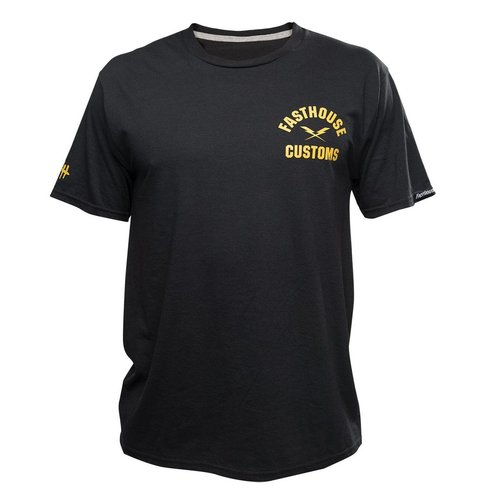 Fasthouse® Jody Tech Tee MTB - Black