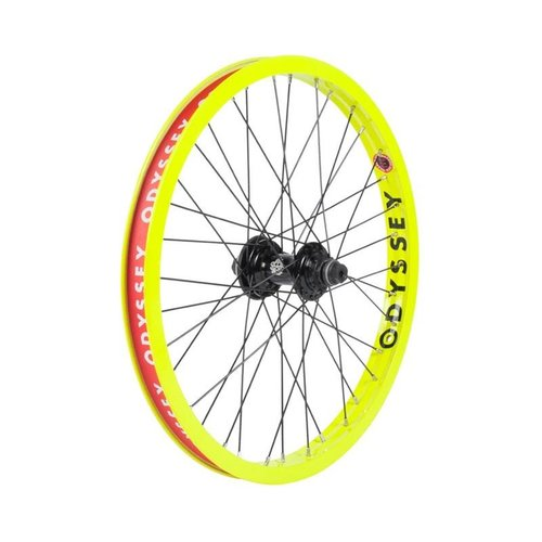 Odyssey® Antigram V2 Rear Wheel - Yellow