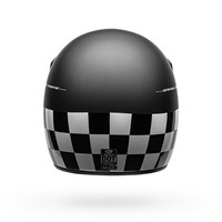Bell® Moto-3 Fasthouse Checkers - Matte/Gloss Black/White/Red