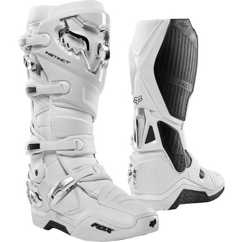 Fox Instinct Boot - White