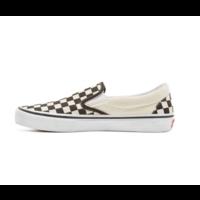 Vans® Slip-On Pro Checkerboard - Black/White