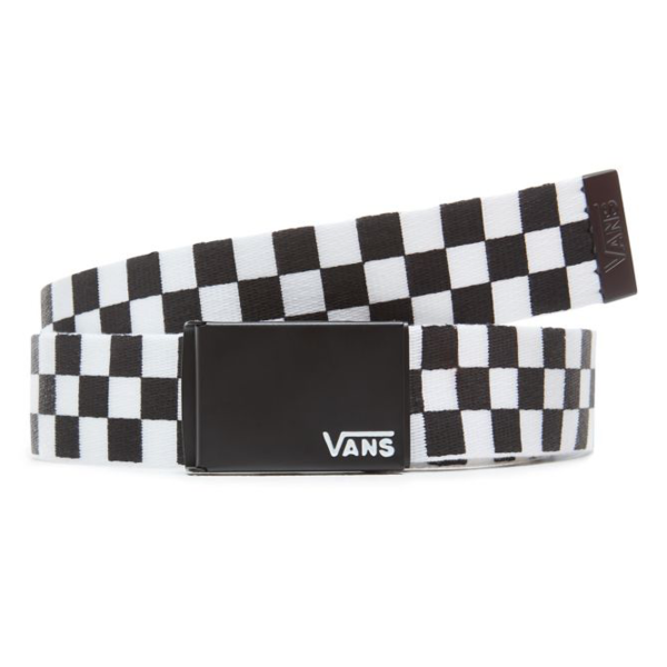 Vans® Deppster II - Checkerboard Black/White