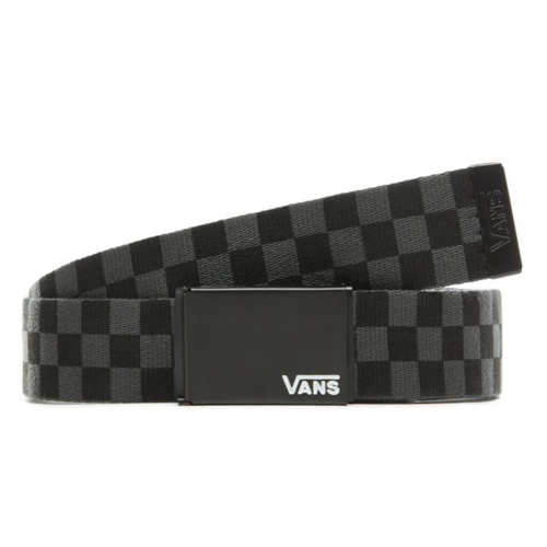 Vans® Deppster II - Checkerboard Black/Charcoal