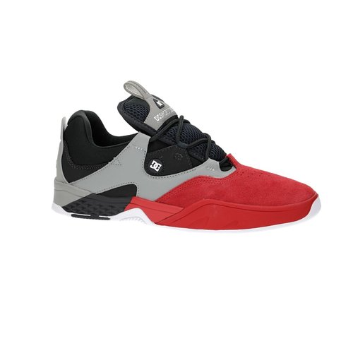DC® Kalis S - Red/Black/Grey