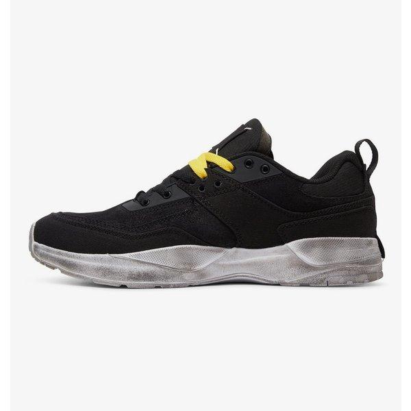 DC® E.Tribeka Zip - Black/Yellow/Yelllow