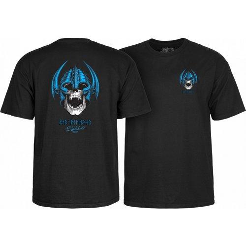 Powell Peralta Welinder Nordic Skull Tee - Black
