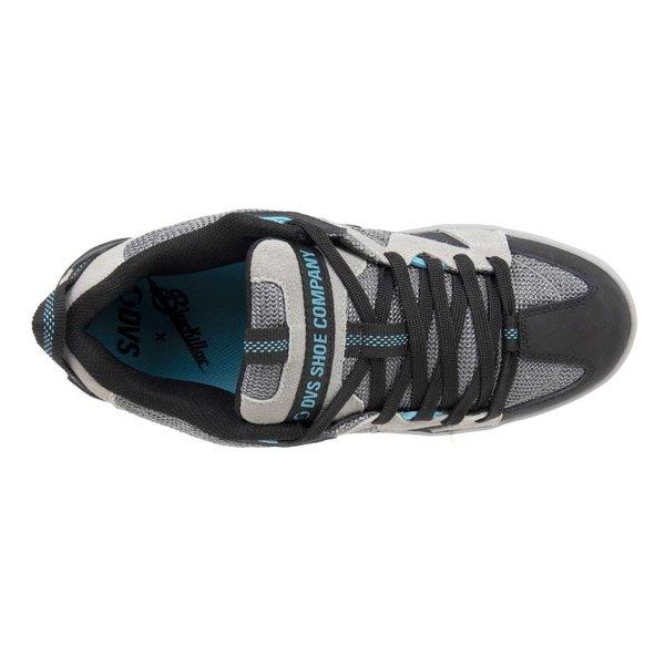 DVS® Devious - Char/Black/Turquoise/Nubuck