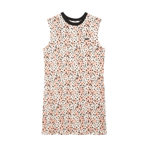 Vans® Leila Hurst Dress - Leopard