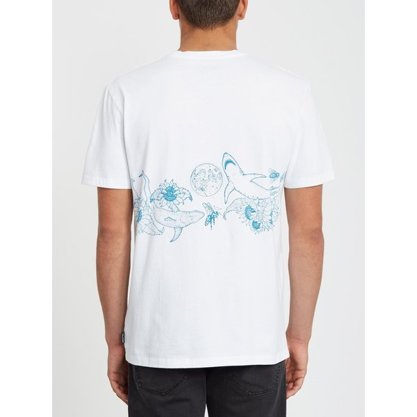 Volcom Pangea Seed - White