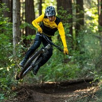 Fasthouse® Alloy Block LS Jersey - Yellow/Black