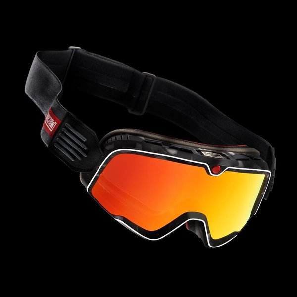100% Barstow Gasby - Red Mirror Lens
