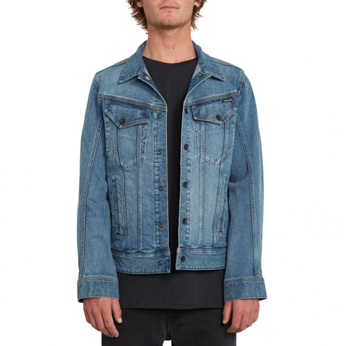 Volcom Weaver Denim Jacket -