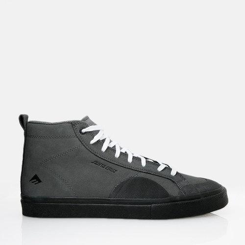 Emerica® Omen Hi X Santa Cruz - Grey/Black