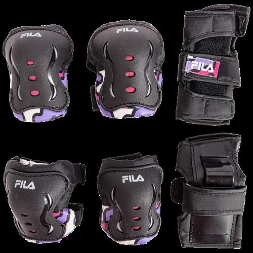 Fila®  FP 3-Pack Gears Lady - Black/White/Pink