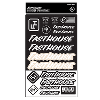Fasthouse® Sticker Sheet