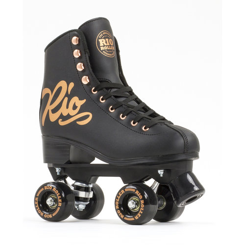 Rio Roller® Quad - Rose/Black
