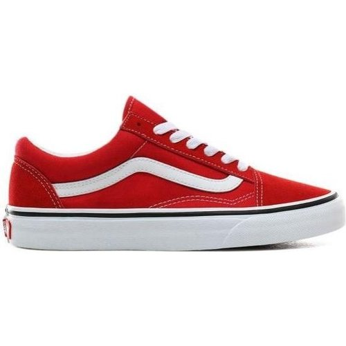 Vans® Old Skool - Racing Red/True White