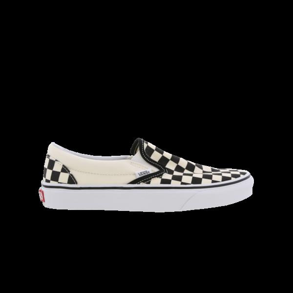 Vans® Classic Slip-On - Black/White Checkerboard