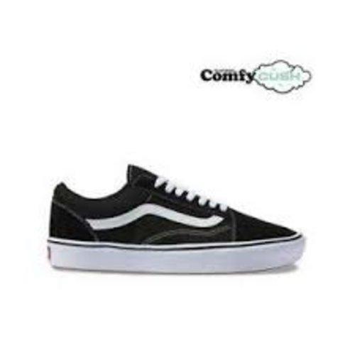 Vans® Comfycush Old Skool - Black/White