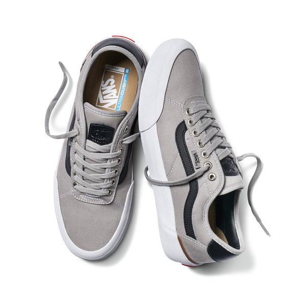 Vans® Chima Pro - Drizzle/Black/White