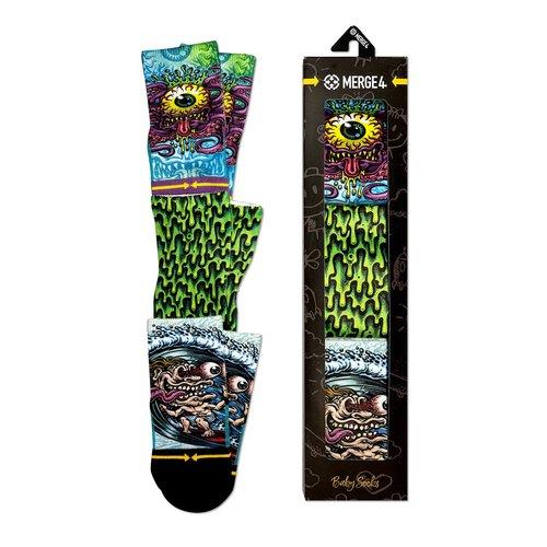 Merge4 Jimbo Baby Sock 3 Pack