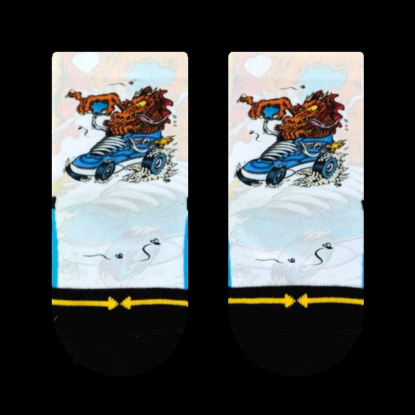 Merge4 Steve Caballero Baby Sock - 3 Pack