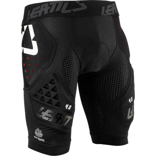 Leatt Impact Shorts - Black