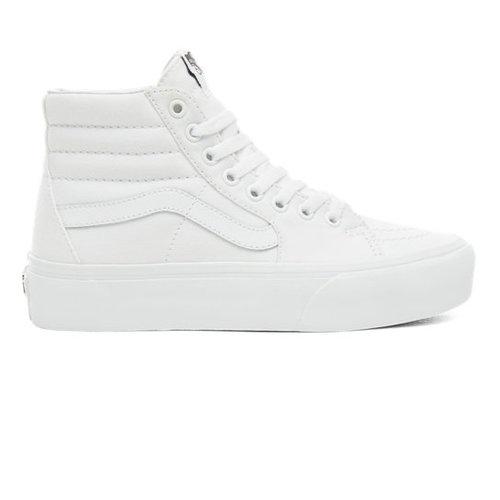 Vans® Sk8-Hi  Platform 2.0 - True White/True White