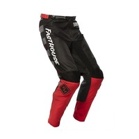 Fasthouse® Youth Grindhouse 2.0 Pants - Black/Red