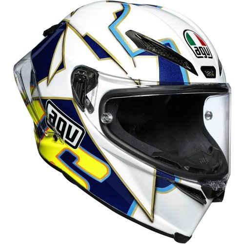 Agv Pista GP RR World Title 2003 Limited Edition Carbon Helmet