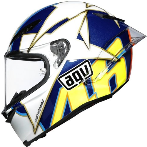 Agv Pista GP RR World Title 2003 Limited Edition Carbon Helmet