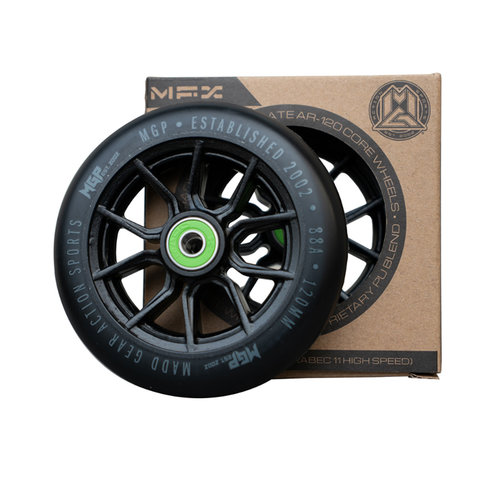 MGP® Team Syndicate Wheel 120mm (2-pack)