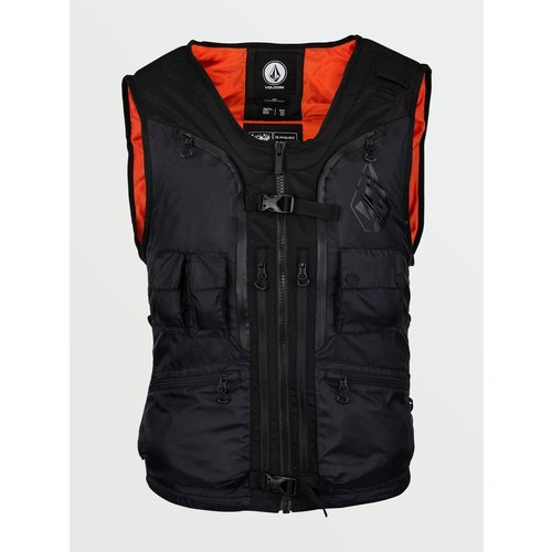 Volcom Iguchi Slack Vest - Black