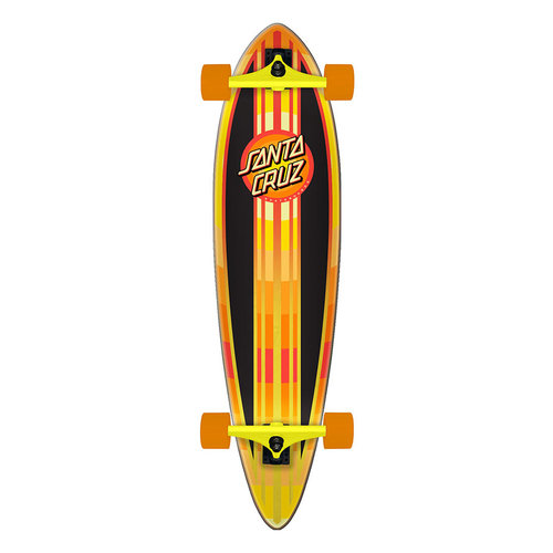 Santa Cruz Gleam Dot 9.58in x 39.0in Pintail Cruiser