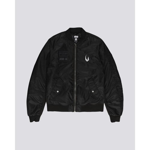Element X Star Wars Flight Jacket - Flint Black