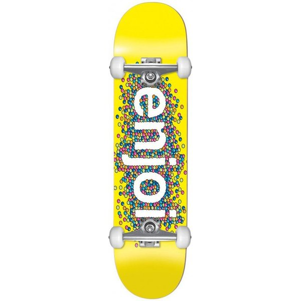 Enjoi Candy Coated - Yellow 8.25""