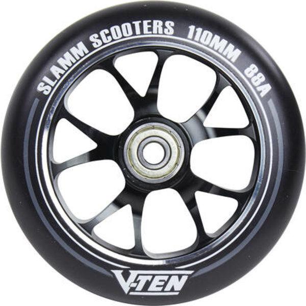 Slamm 110mm Alloy Wheel - Black