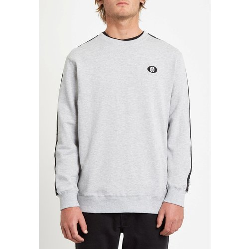 Volcom Rysin Crew - Heather Grey