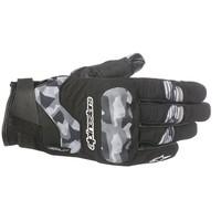 Alpinestars C-30 Drystar Glove - Black/Camo