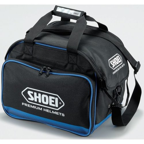 Shoei Helmet Carry Bag - Black/Blue